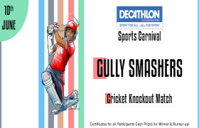 GULLY SMASHERS - 2018