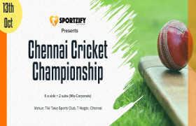 Sportzify Chennai Cricket League - 1st Editon