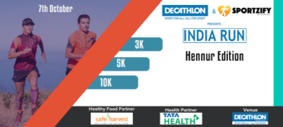 Decathlon India Run  - HENNUR