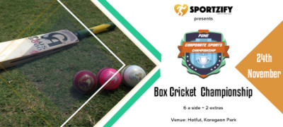 Pune Corporate Cricket Championship