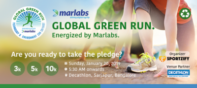 Global Green Run energized by Marlabs