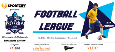 ProKrida Bangalore Football League