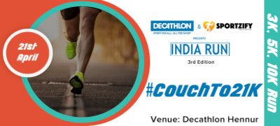Decathlon India Run 2019 - HENNUR