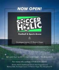 Soccerholic Football Arena