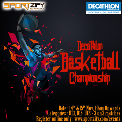 Decathlon Basketball Championship