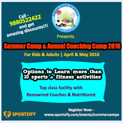 Fortune Sports Academy Summer Camp