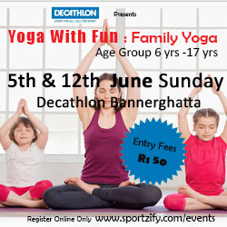 Yoga with Fun : Family Yoga