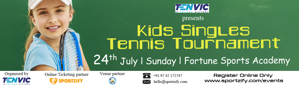 Tenvic Kids Tennis Tournament