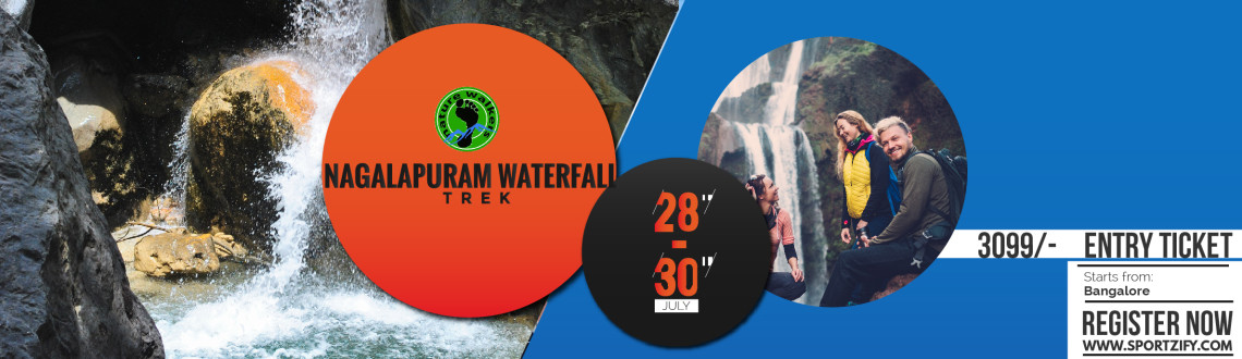 Nagalapuram Waterfall Trek