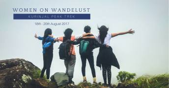 Women on Wanderlust - Kurinjal Peak Trek