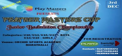 FEATHER MASTERS CUP-SEASON 02
