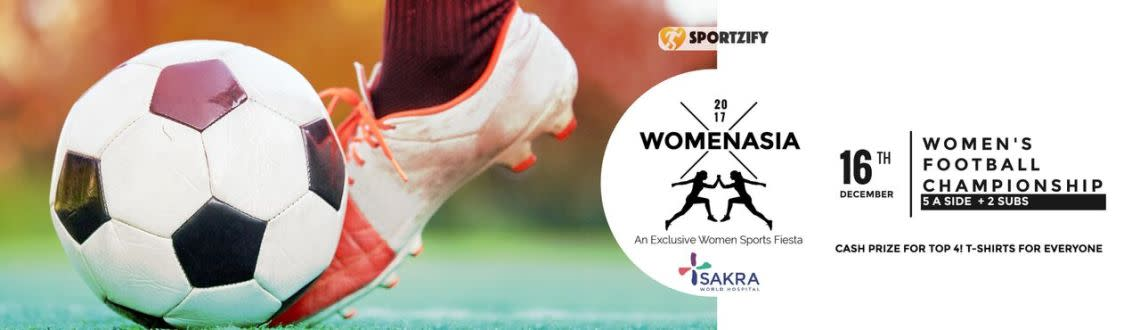Football Championship - Womenasia