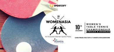 Table Tennis Championship - Womenasia