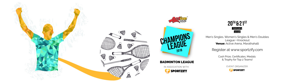 Badminton Champions League