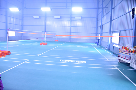 Namma Shuttle Badminton Club